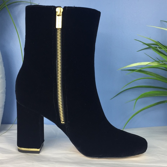 6570f321a64e New Michael kors Women's Ankle velvet Boots $395. M_5a3ee62afcdc31ca4a05f9af